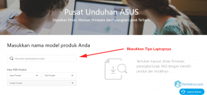 download driver touchpad asus - websitenya