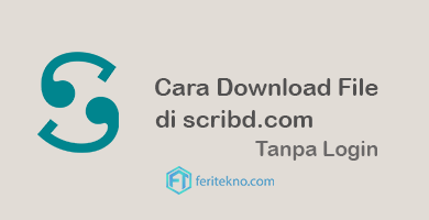 download file di scribd tanpa login