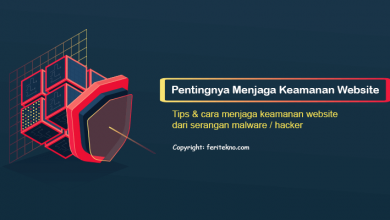 tips jaga keamanan website