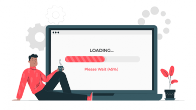 loading website lemot