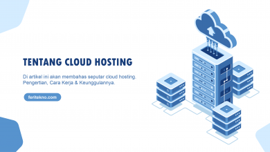pengertian cloud hosting